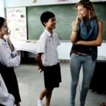 Doutzen Kroes in actie voor een wereld zonder hiv in 'Kanjers van Goud'