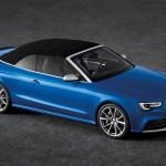 De nieuwe Audi RS 5 Cabriolet
