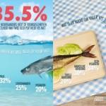 Nederlanders eten te weinig vis vanwege prijs, schoonmaken en visgraatjes