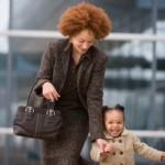 Vermoeide werknemers hebben moeite gezin en werk te combineren
