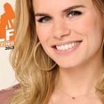 Nicolette van Dam is 'Milf' 2013
