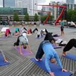 Rotterdam in balans – Yoga Power Unite!