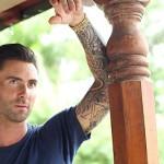 Maroon 5 zanger Adam Levine is People´s Sexiest Man Alive 2013