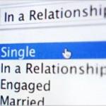 Social media niet populair voor liefdesperikelen