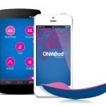BlueMotion, de draagbare vibrator die op afstand kan worden bediend