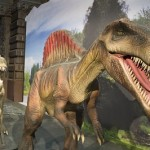 Tentoonstelling Living Dinosaurs