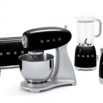 Stijlvolle huishoudelijke apparaten van Smeg