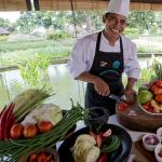 Proef de Indonesische keuken tijdens culinaire evenementen