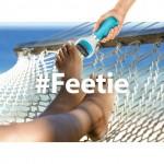 Maak je voeten #Feetie-proof met Velvet Smooth Express Pedi