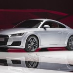 De nieuwe Audi TT Coupé
