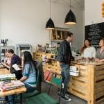 Hot Spot: Rein, gezonde fastfood plek in Amsterdam