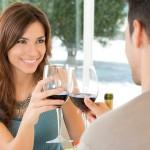 Eerste date etiquette