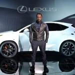 will.i.am ontwerpt eigen Lexus NX