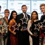 Leontine Borsato en Quinty Trustfull winnen Beau Monde Awards 2014