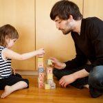 Een vader is belangrijk voor de ontwikkeling van zijn kinderen