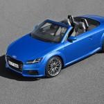 Pure sportiviteit met de nieuwe Audi TT Roadster en TTS Roadster