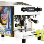 Villa Massa Limoncello lanceert limited edition kunstzinnige Boretti espressomachine
