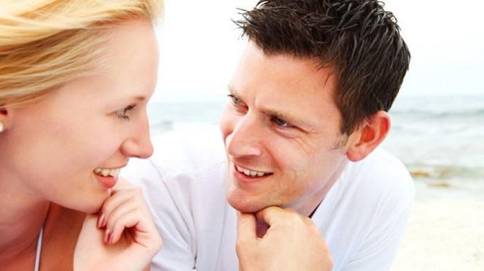 Online Dating voor man is moeilijk