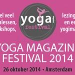 Yoga Magazine Festival in de Tolhuistuin