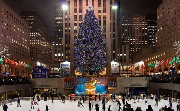 top 5 grootste kerstbomen wereldwijd