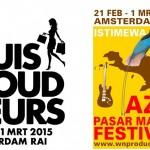 Huishoudbeurs 2015 krijgt Oriëntaals tintje met Azië Pasar Malam Festival
