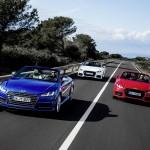 Audi TT Roadster en Audi TTS Roadster