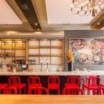 Italiaans restaurant Zucca 'moderne stijl' in Leiden