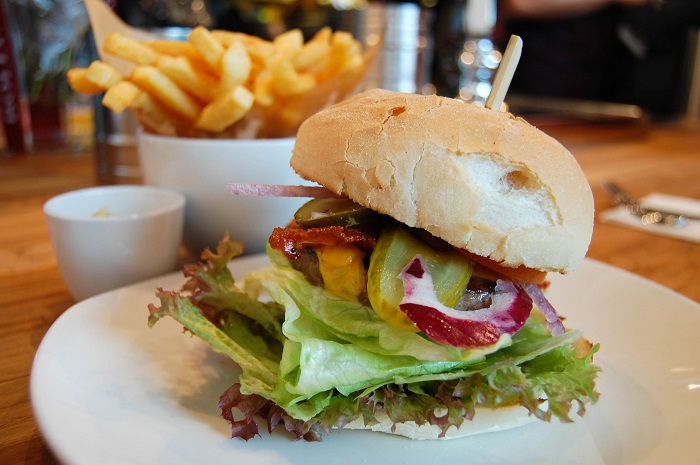 Ellis Gourmet Burger Amsterdam
