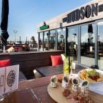 Hudson Bar & Kitchen opent op strand Kijkduin