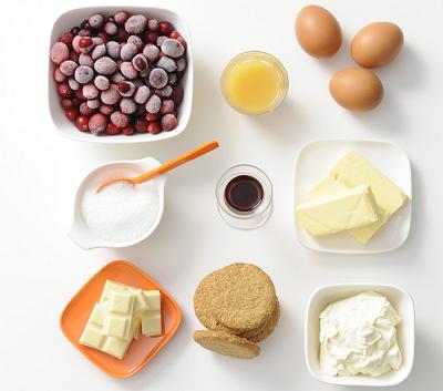 ingredienten cheesecake