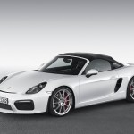 Porsche Boxster Spyder: de meest puristische Boxster ooit