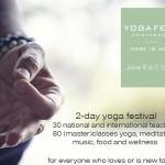 Yogafest Amsterdam op 6 & 7 juni 2015