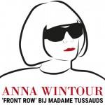 "Anna Wintour ""Front Row"" bij Madame Tussauds"