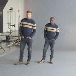 David Beckham en Kevin Hart in nieuwe H&M campagne