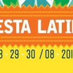 Fiesta Latina op 28, 29 en 30 augustus 2015