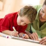 Moeders zijn grootste inspiratiebron voor creativiteit bij kinderen