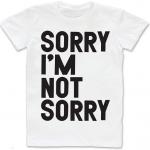 10 dingen waar je je nooit voor zou moeten verontschuldigen