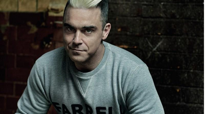 Robbie Williams for Primark