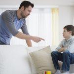 Het straffen van een kind is effectief indien correct gedaan