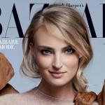 Harper's Bazaar komt met dierennummer