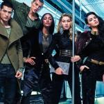 Campagne beelden Balmain x H&M