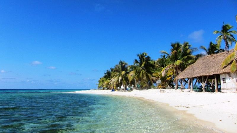 strand Belize