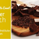 Chocolade proeven tijdens Origin Chocolate Event