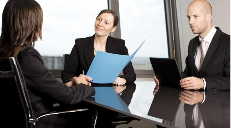 Sollicitatietips voor een gesprek met een man of met een vrouw