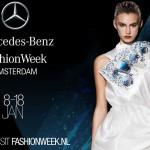 Programma 24ste editie van Mercedes-Benz FashionWeek Amsterdam