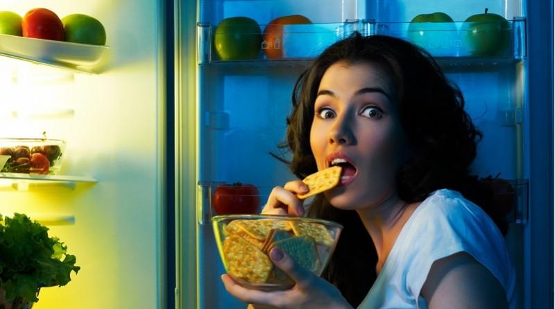 Mensen met een appel-vormig lichaam zijn meer vatbaar voor binge eating