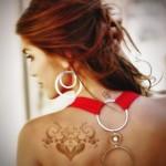 Vrouwen met meerdere tatoeages hebben meer zelfvertrouwen