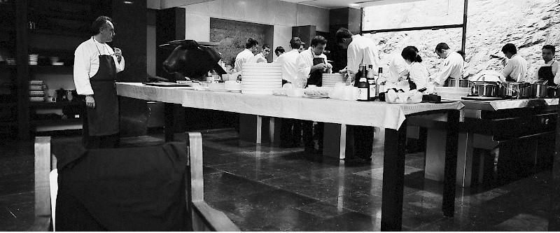 Tentoonstelling Ferran Adrià: Notes on Creativity