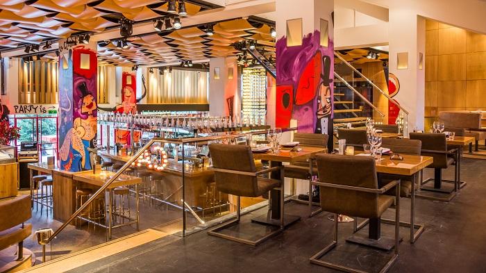 Nieuwe Hot spot: The Harbour Club Café