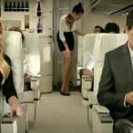 Seks in een vliegtuig, hoe doe je dat?